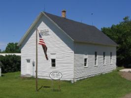 Daniels Town Hall - 1893 - 2014